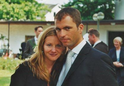 Doreen and Martin Kühn